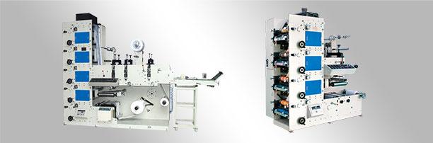 WJRB-320A/B Flexo Graphic Printing Machine
