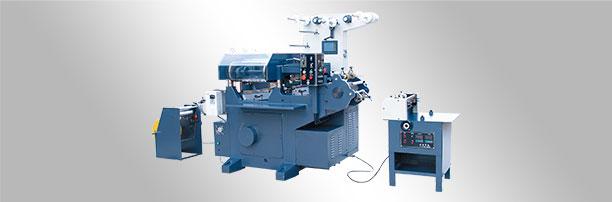 WJBQ-4230/4210/4180 CNC Flat-bed Label Printing Machine