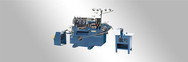 WJBQ4230/4210/4180 Mechanical Flat-bed Label Printing Machin
