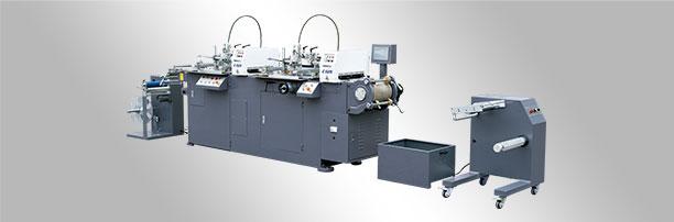 WJ-320S Reel Type Silk Screen Printing Machine