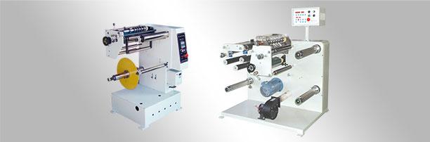 WJFT-350A/350C/450C High-speed Label Slitting machine