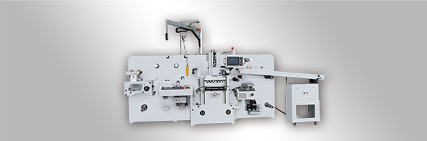 WJJM-350 Intermittent Rotary Label Die-Cutting Machine